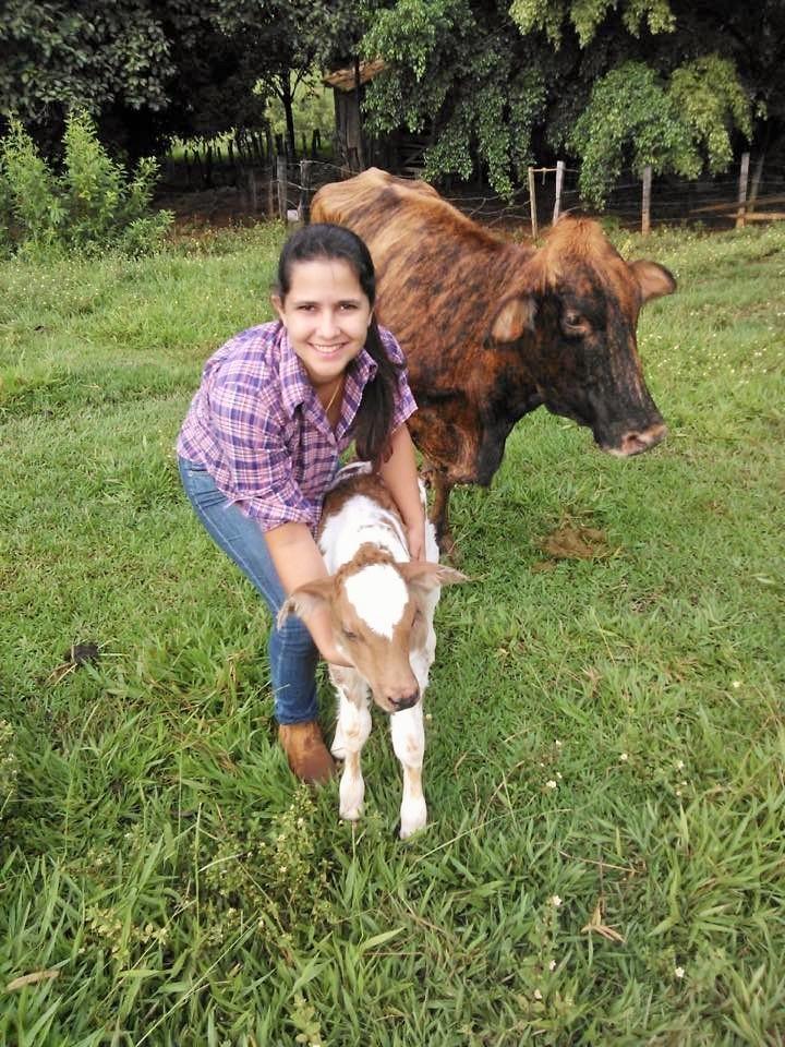 Nathalya Nascimento, do polo de Alexânia (GO)