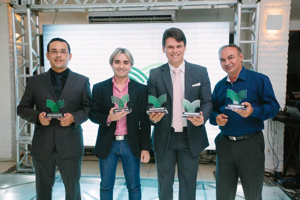 Vencedores da 2ª edição do Prêmio de Jornalismo