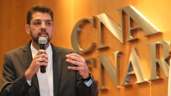 Nelson Ananias Filho, Coordenador de Sustentabilidade da Confederação da Agricultura e Pecuária do Brasil (CNA)