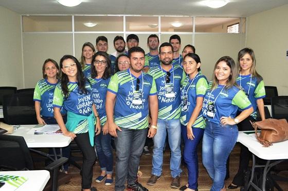 Turma do CNA Jovem do Rio Grande do Norte