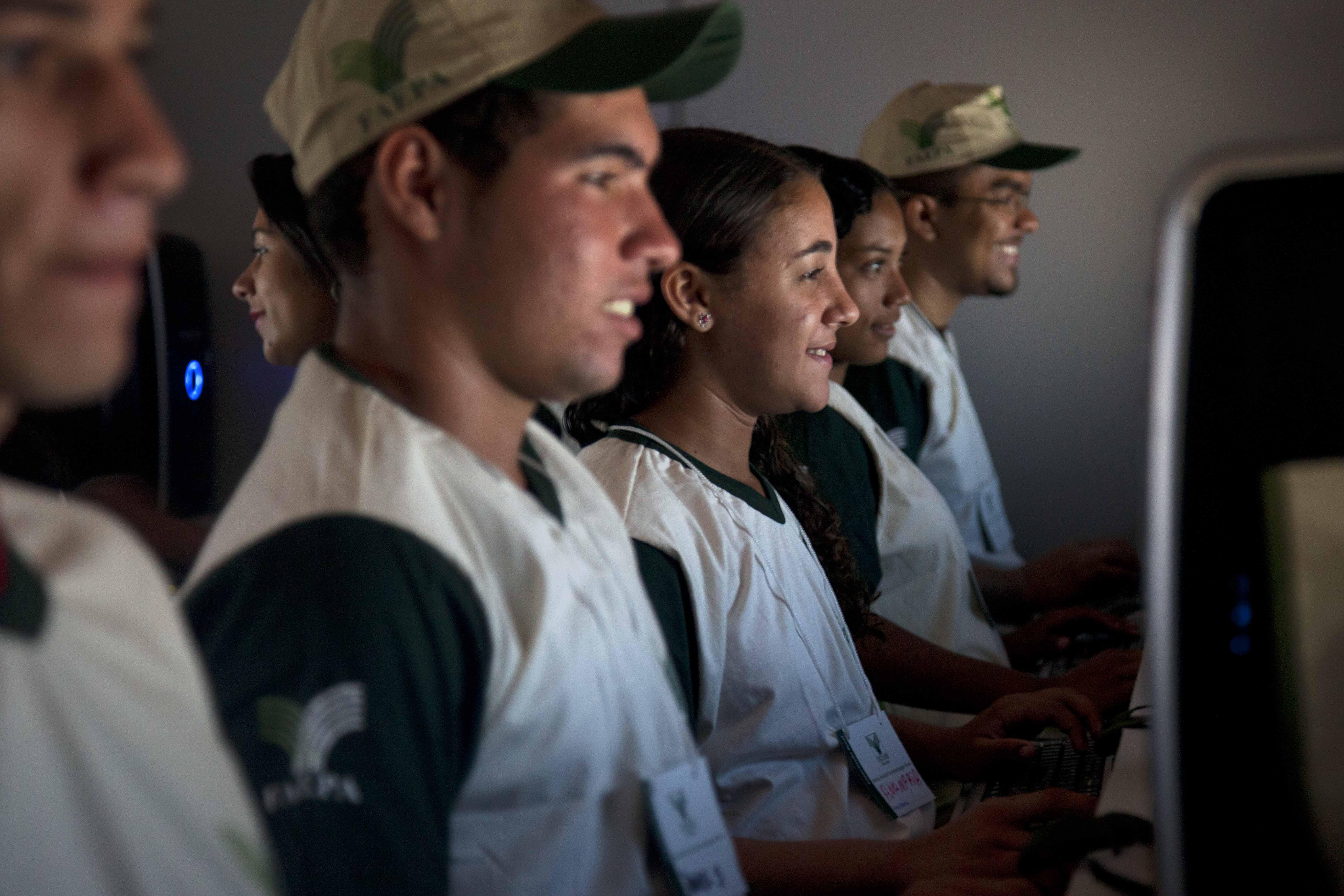 Turma de inclução digital, Sindicato dos produtores ruais de Alagoa Grande PB_15