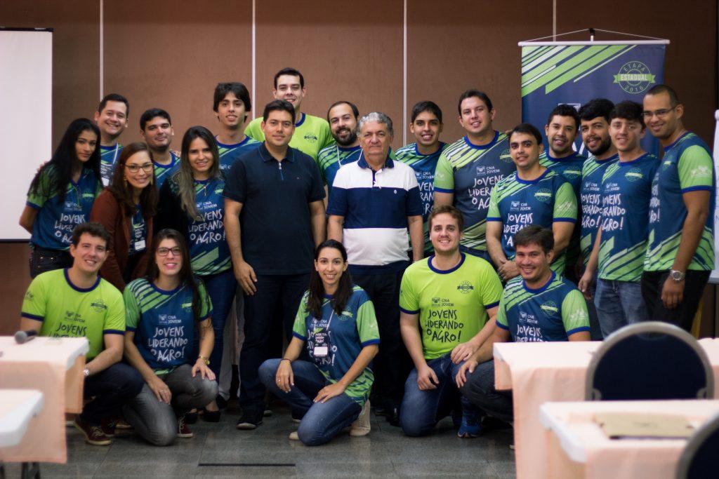 João Pessoa sediou terceira etapa do CNA Jovem no último fim de semana