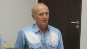 Aldomário Rodrigues, assessor técnico da Sedap-PB,