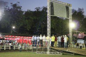 Evento reuniu associações de criadores e contou com parceria da Faepa, do Senar-PB, Sebrae, Governo do Estado e Bancos do Brasil e do Nordeste