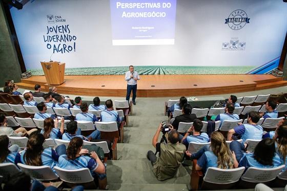 Roberto Rodrigues, ex- ministro da agricultura