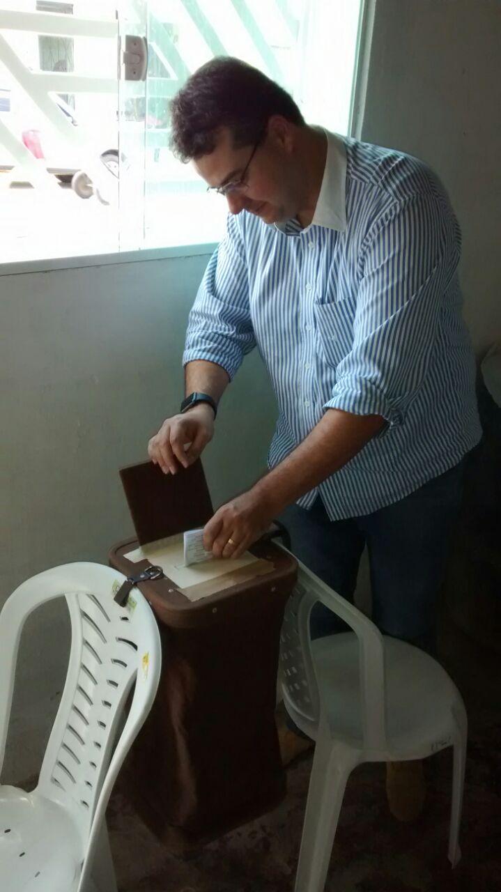 Votação para diretoria no Sindicato de Barra de Santa Rosa