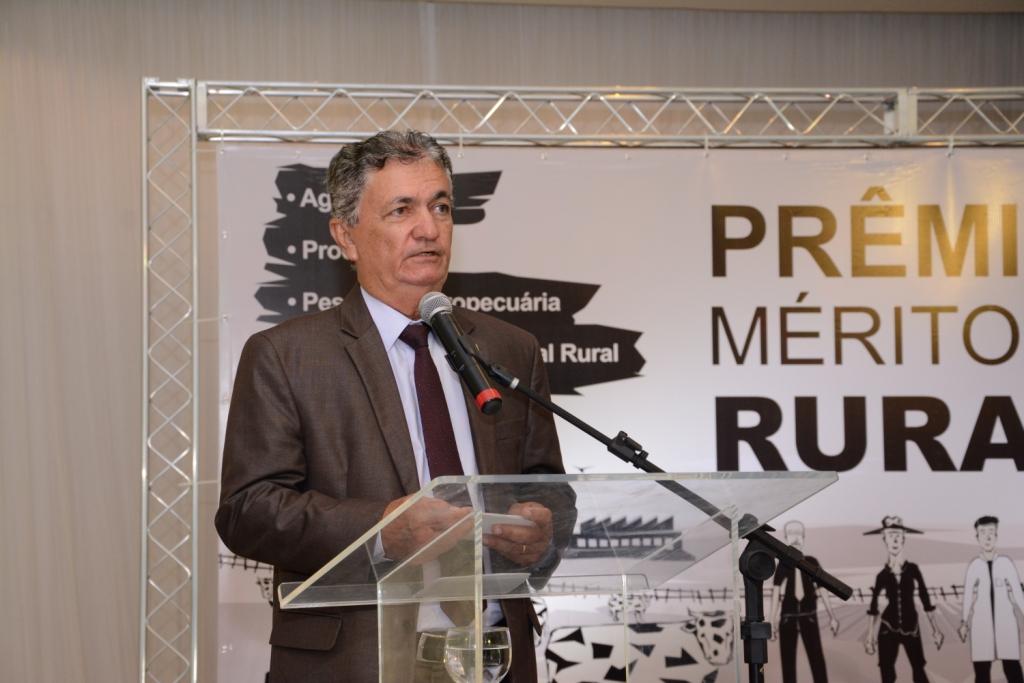 Presidente do Sistema Faepa/SENAR, Mário Borba