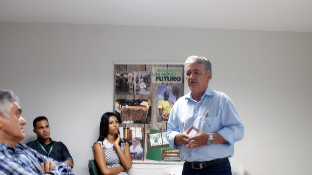 Mário Borba, presidente da Faepa e conselho administrativo do SENAR