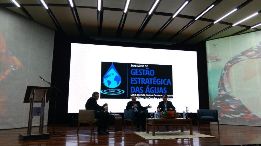 Transposição das águas do Rio São Francisco vai beneficiar a Paraíba, Pernambuco, Rio Grande do Norte e Ceará