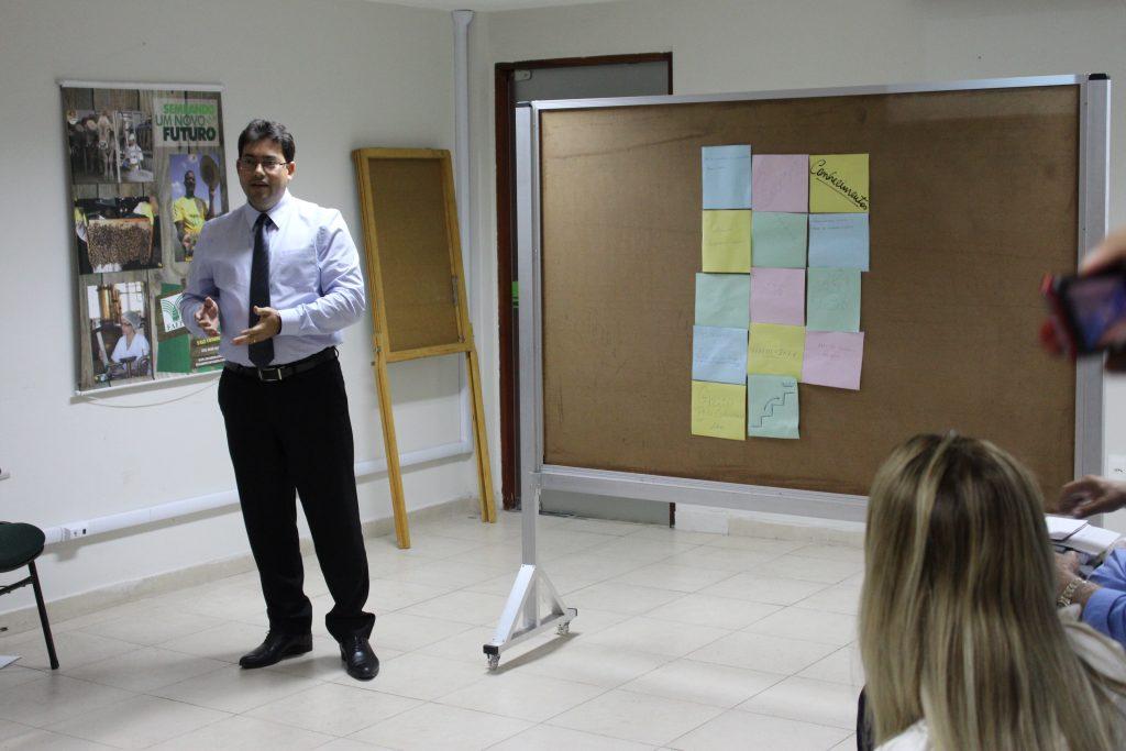 Sérgio Martins - superintendente do SENAR-PB