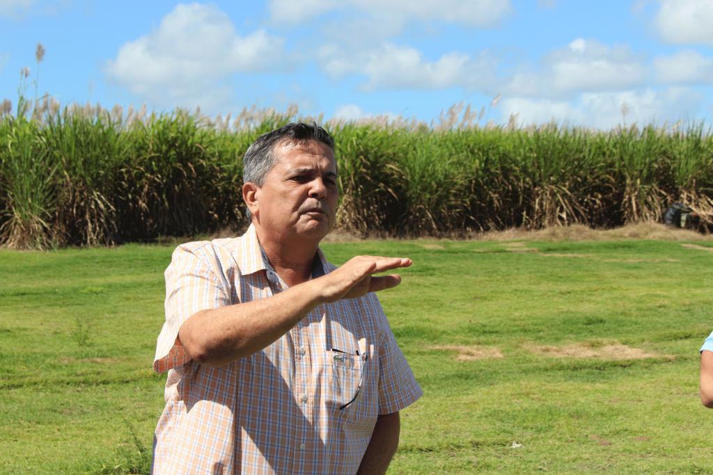José Inácio, produtor rural