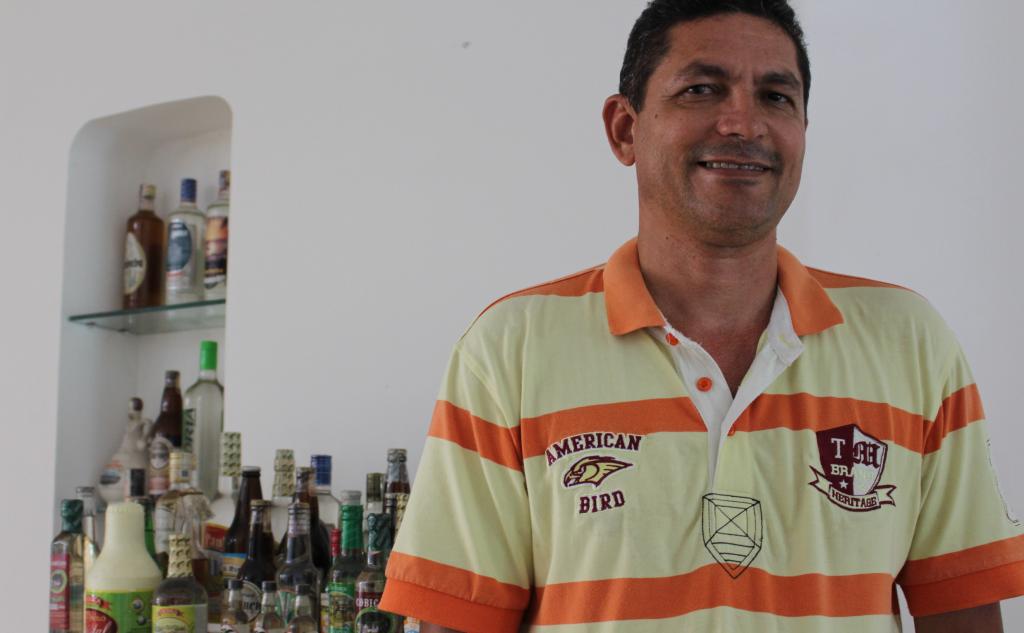 Severino Souza, Técnico em Agronegócio pelo SENAR